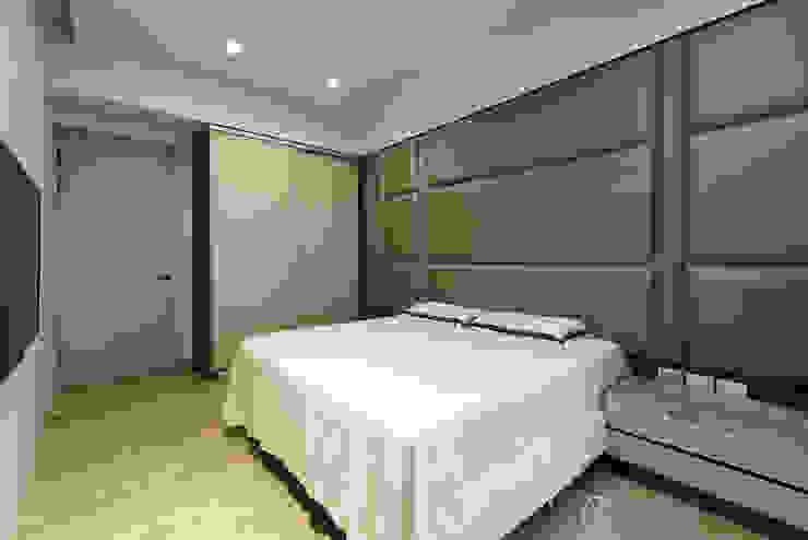 臥室 根據 元作空間設計 現代風