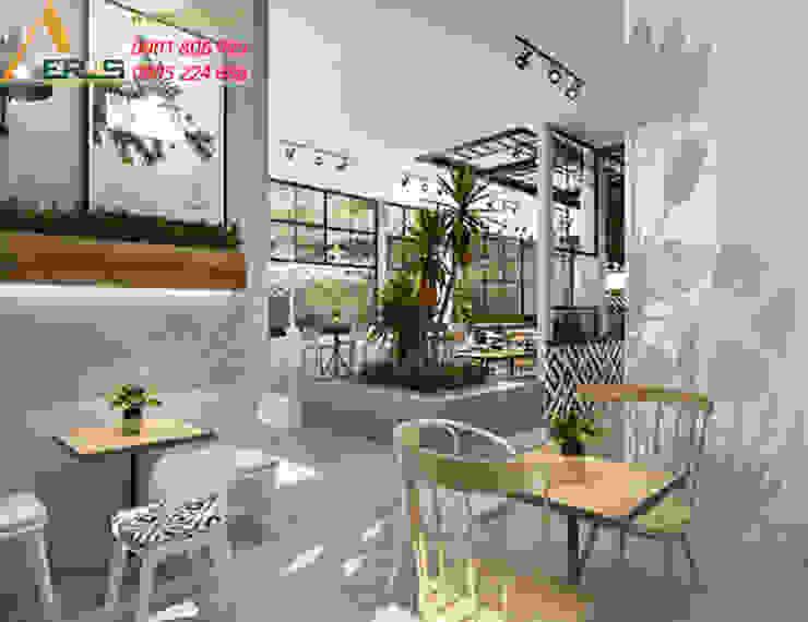 Thiet ke thi cong quan cafe Yeah Cafe – Long An bởi xuongmocso1 Công nghiệp
