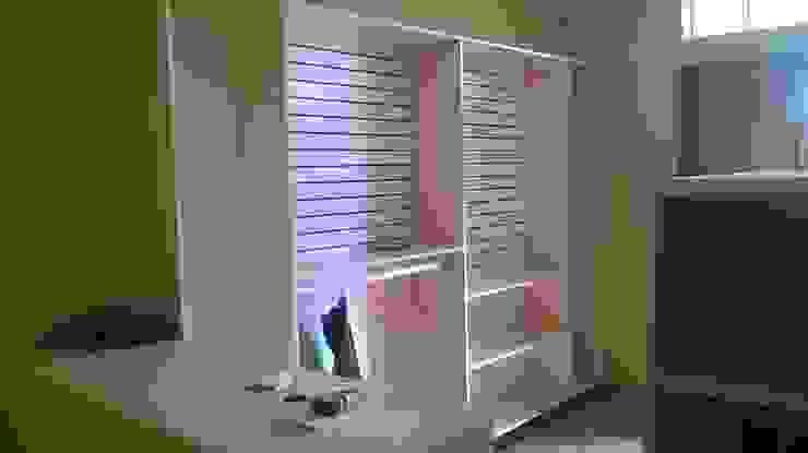 Estante exhibidor para ropa de ARDI Arquitectura y servicios Moderno Aglomerado