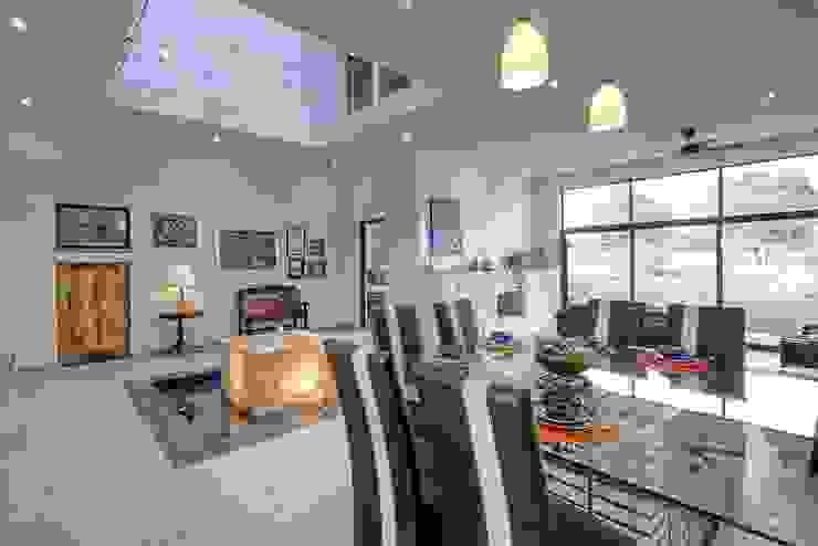 VillaSi Construcciones Modern dining room