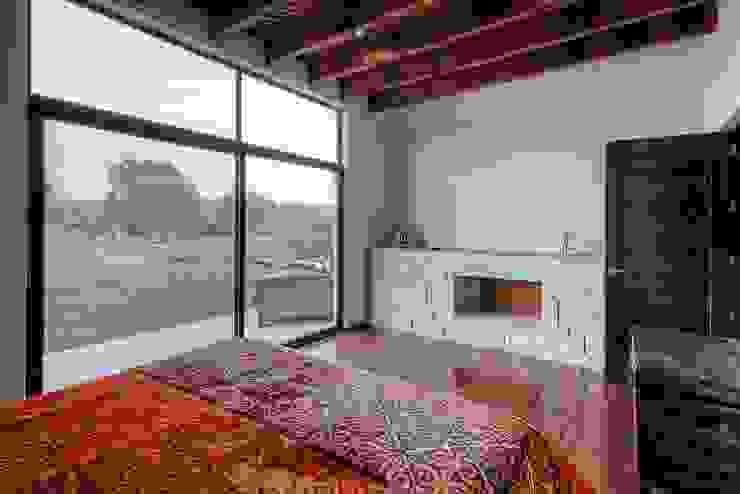 VillaSi Construcciones Modern style bedroom