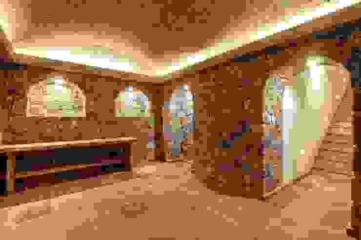 VillaSi Construcciones Modern wine cellar