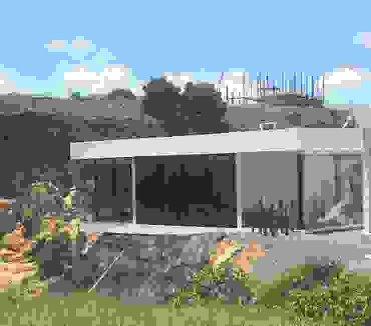 Maisons modernes par VillaSi Construcciones Moderne