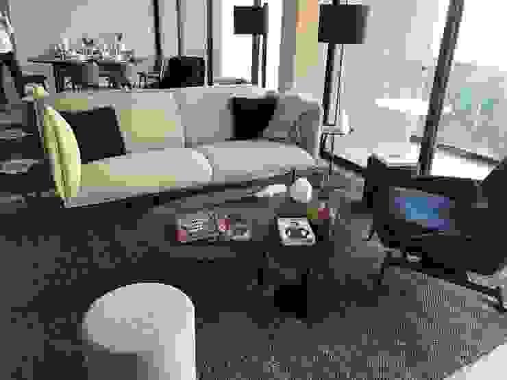 Salon moderne par VillaSi Construcciones Moderne