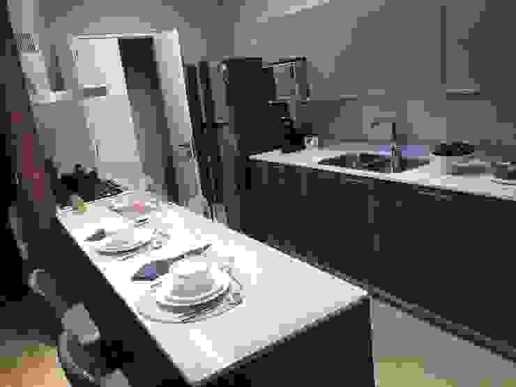 VillaSi Construcciones Kuchnia na wymiar