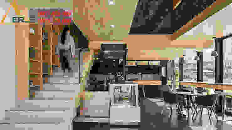Thiet ke thi cong quan Moc Cafe – Tan Binh bởi xuongmocso1 Mộc mạc