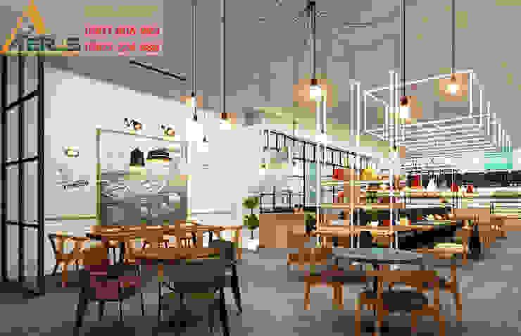 Thiet ke thi cong quan cafe Dessert Cafe -Quan 4 bởi xuongmocso1 Mộc mạc
