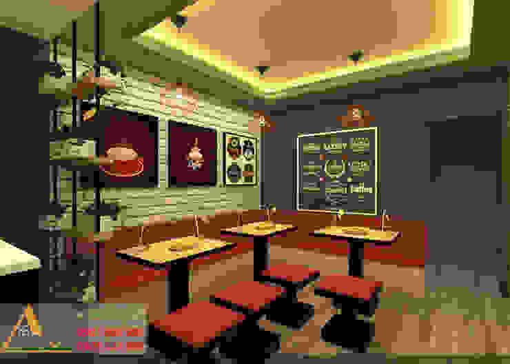 Thiet ke quan cafe Hangout Coffee - Binh Thanh bởi xuongmocso1 Kinh điển