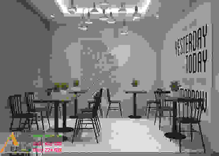 Thiet ke quan cafe Hangout Coffee – Binh Thanh bởi xuongmocso1 Kinh điển