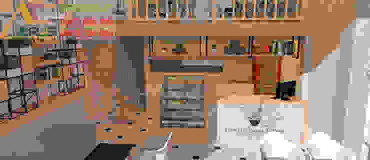 Thiet ke quan cafe Anh Nghia - Phu Nhuan bởi xuongmocso1 Công nghiệp