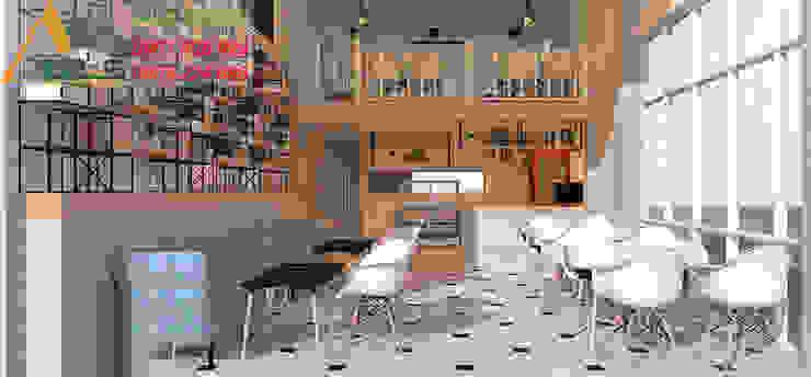Thiet ke quan cafe Anh Nghia – Phu Nhuan bởi xuongmocso1 Công nghiệp