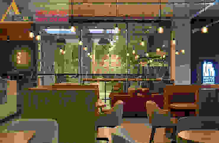 Thiet ke quan cafe anh Quang -Tan Phu bởi xuongmocso1 Nhiệt đới