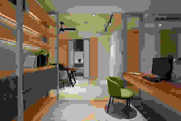 書房設計 趙玲室內設計 書房/辦公室