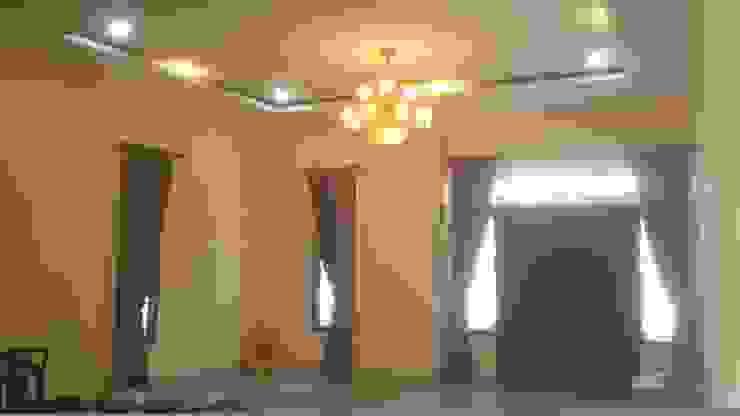 Interior Ruang Keluarga Ruang Keluarga Minimalis Oleh MODE KARYA Minimalis Batu Bata