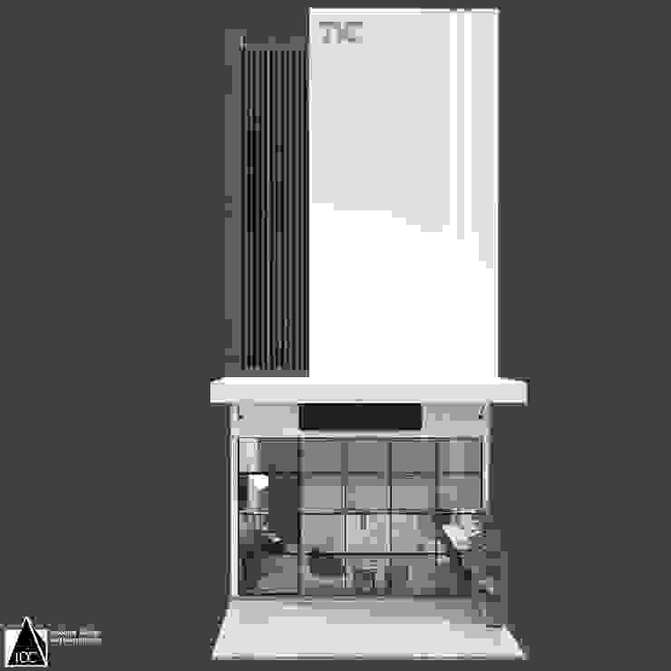 Tutor School โดย IDC-INNHOME DESIGN AND CONSTRUCTION มินิมัล ไม้เอนจิเนียร์ Transparent