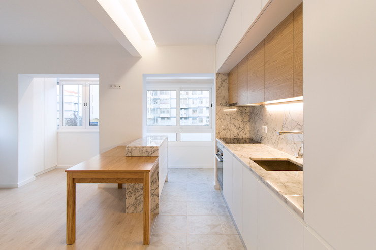 Cozinha por BL Design Arquitectura e Interiores
