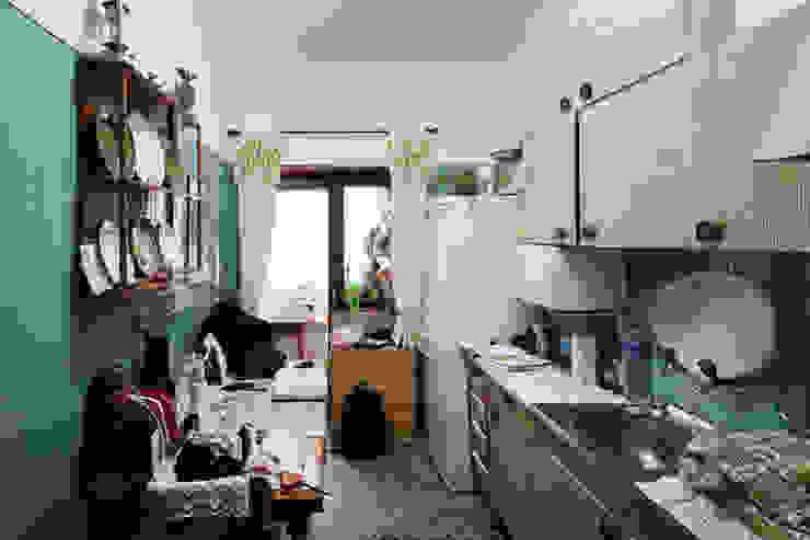 Cozinha Antes por BL Design Arquitectura e Interiores