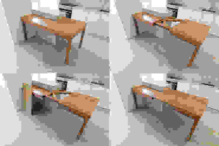 atelier B-L KitchenTables & chairs Parket Wood effect