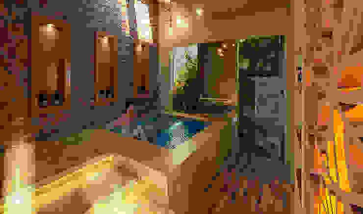 Vintark arquitectura Hot tubs