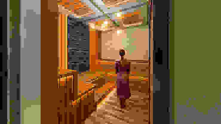 Vintark arquitectura Sauna