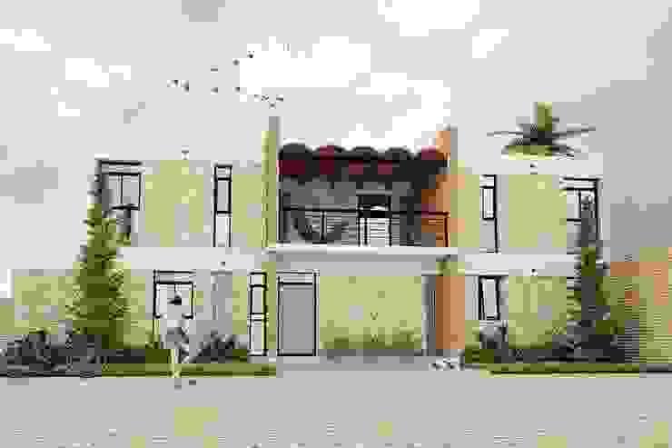 Vintark arquitectura Case in stile mediterraneo