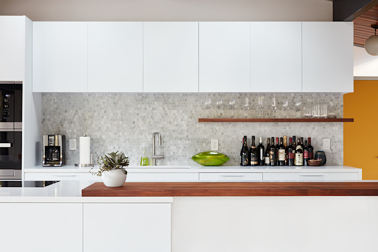 Palo Alto Eichler Remodel by Klopf Architecture Modern Kitchen by Klopf Architecture Modern