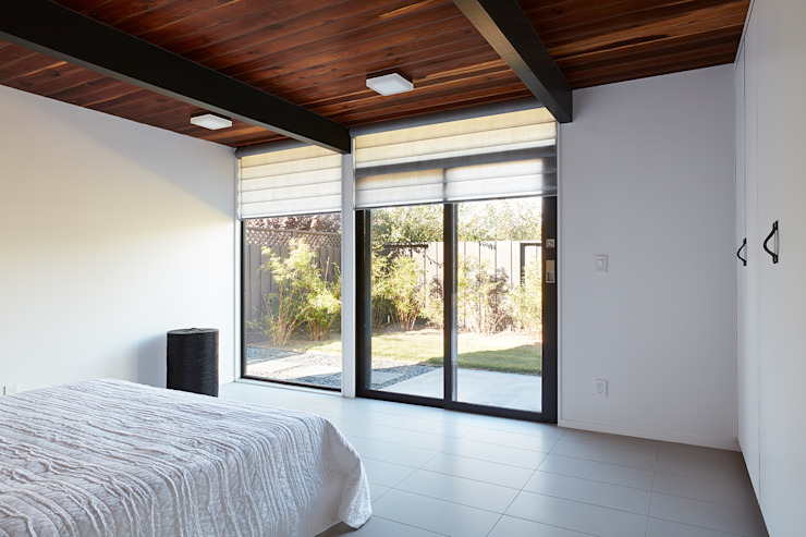 Palo Alto Eichler Remodel by Klopf Architecture Modern Bedroom by Klopf Architecture Modern