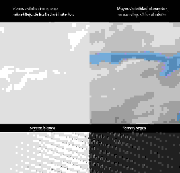 La función de los colores de INVELO Moderno Textil Ámbar/Dorado