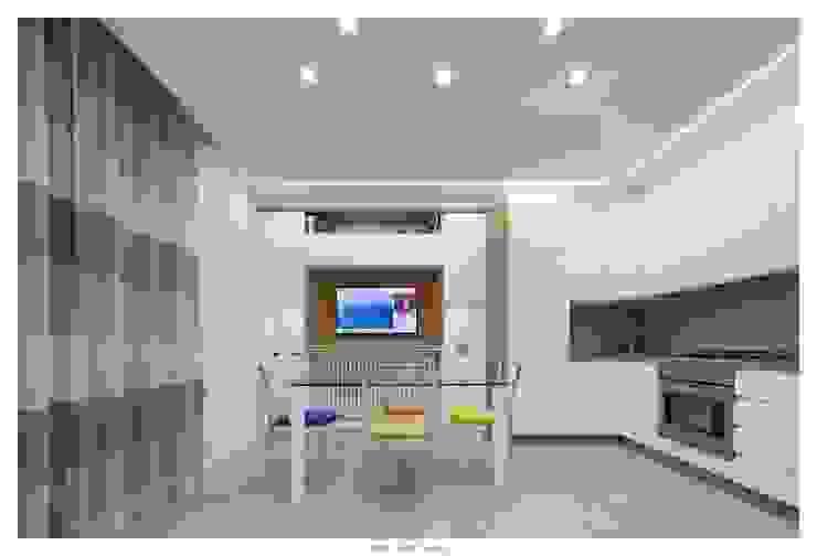 GINO SPERA ARCHITETTO Modern style kitchen