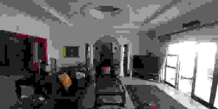 Family Residence in Morningside, Sandton, Johannesburg, South Africa. by Lance Fulton Architect (Pty) Ltd
