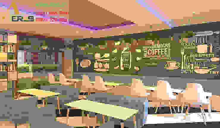Thiet ke thi cong quan ca phe time coffee – Quan 6 bởi xuongmocso1 Nhiệt đới