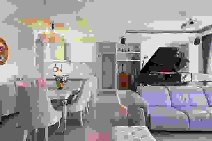 舊藏新裝 新生命 根據 趙玲室內設計 古典風