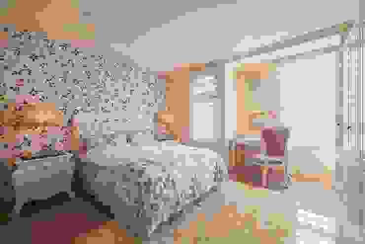 女孩房的碎花點點 根據 趙玲室內設計 古典風