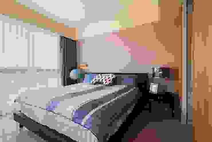 男孩房的現代簡約 根據 趙玲室內設計 古典風