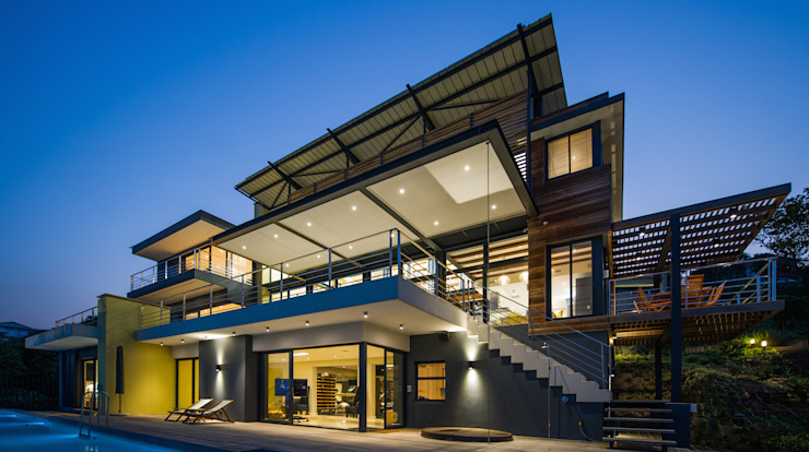 House on North Coast Modern houses by John Smillie Architects Modern