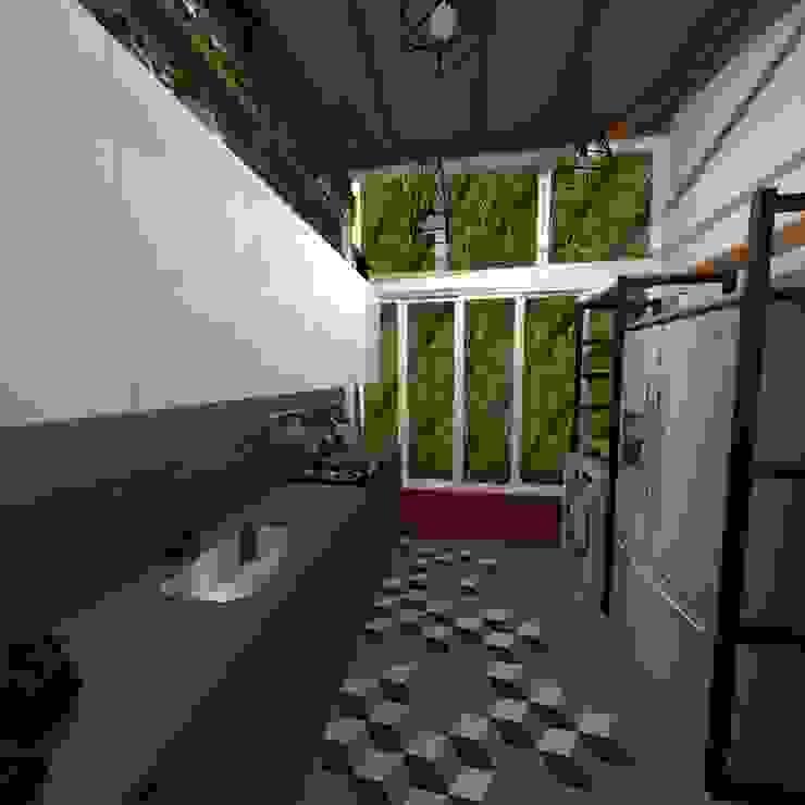 Built-in kitchens by Rodrigo León Palma