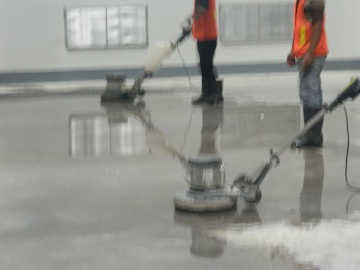 general cleaning service by cv indah karya bersaudara Asian Concrete