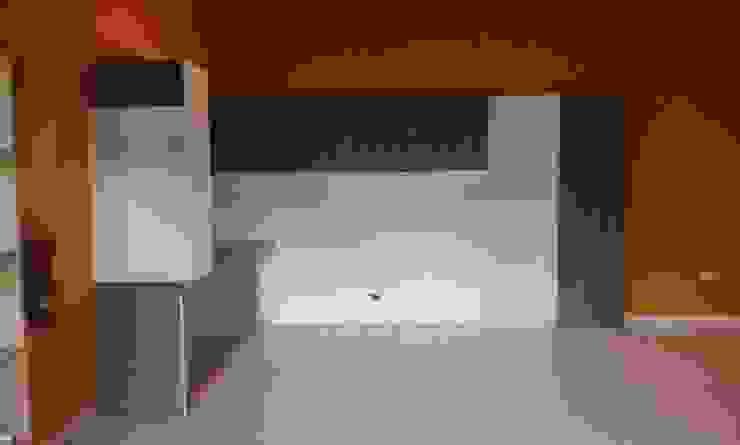 Cocina completa de ARDI Arquitectura y servicios Moderno Aglomerado