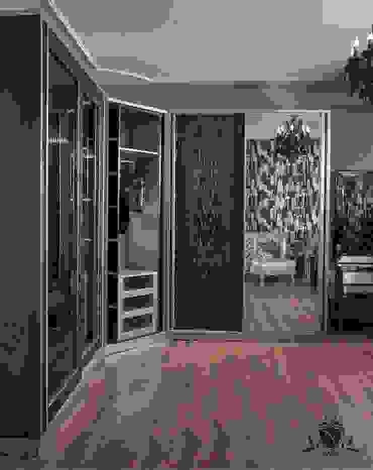 غرفة ملابس : الآسيوية  تنفيذ NADIA .Gallery, أسيوي خشب Wood effect