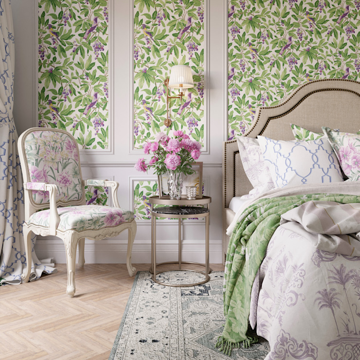 Country style bedroom by B&D Country
