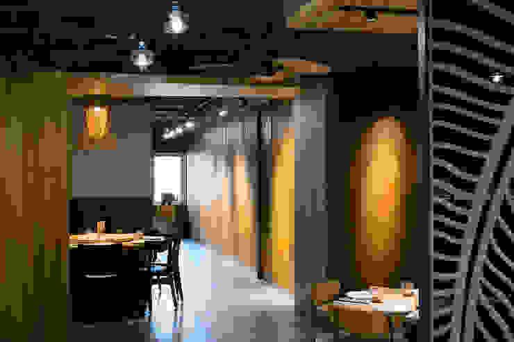 伊歐室內裝修設計有限公司 Gastronomía de estilo moderno