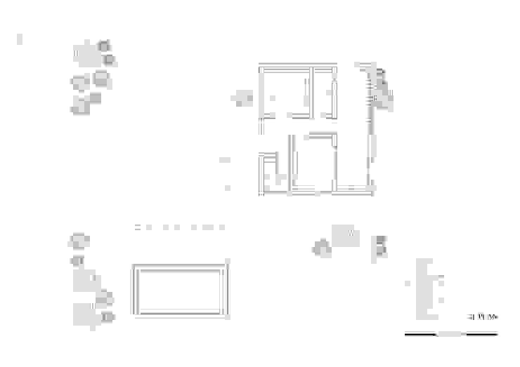 de Lee Jae Architects Moderno