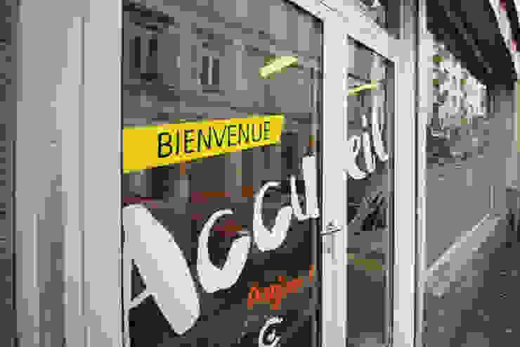 โดย Agence ADI-HOME โมเดิร์น ไม้ Wood effect