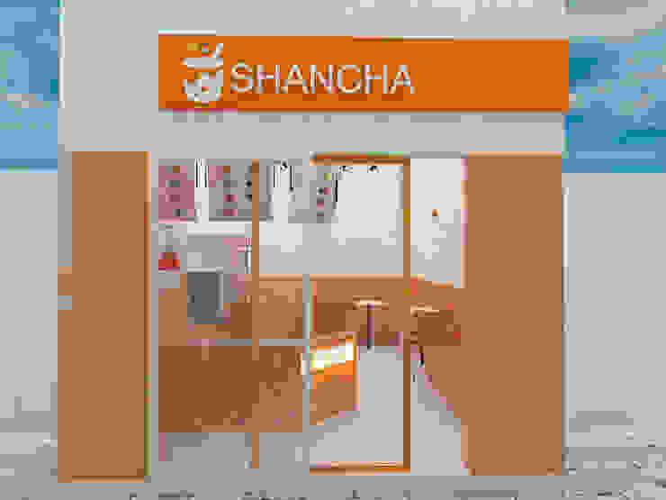 Thiet ke quan tra sua Shan Cha – Go Vap bởi xuongmocso1 Công nghiệp