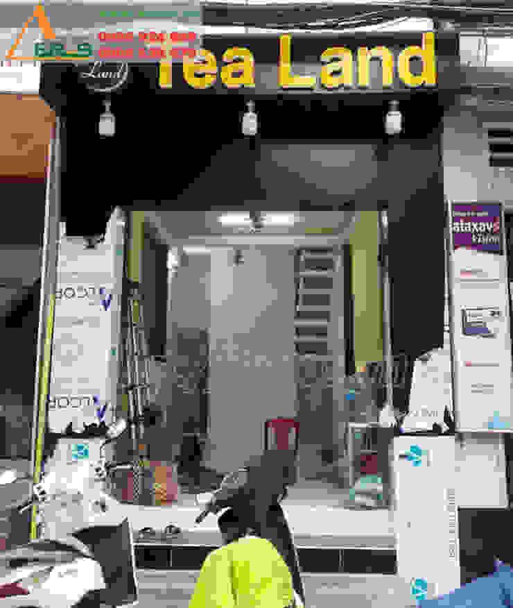 Thiet ke quan tra sua Tea Land – Binh Duong bởi xuongmocso1 Nhiệt đới