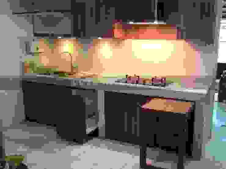 luxe interior CucinaArmadietti & Scaffali Legno Effetto legno