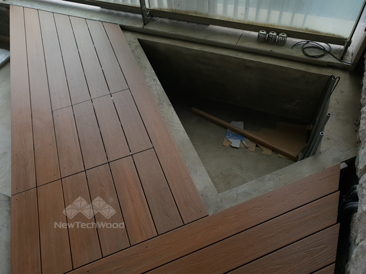 by 新綠境實業有限公司 Asian Wood-Plastic Composite