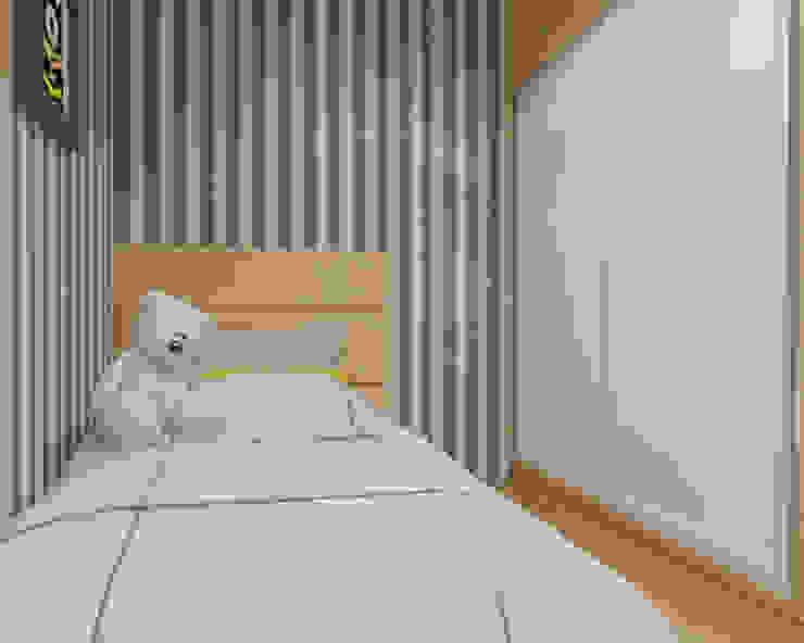 Kamar Tidur Anak 1 Oleh Tatami design