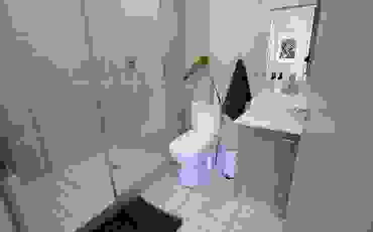 Rosebank Airbnb Design: modern  by Design Air, Modern