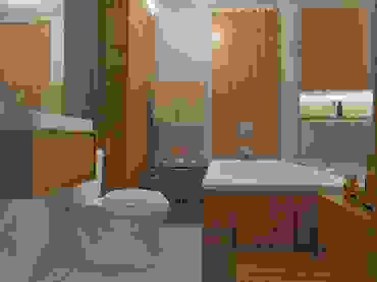 Kamar Mandi 1 Oleh Tatami design